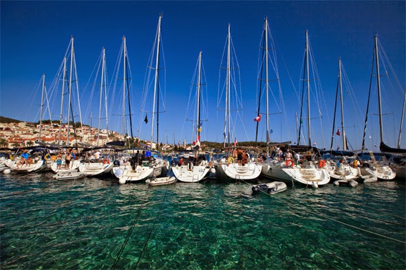 Sailing in Croatia - Rent a Car NOVA