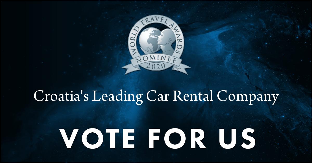 Nova rent a car best company in Croatia