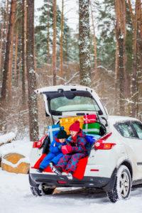Zimovanje započinje s Nova rent a car